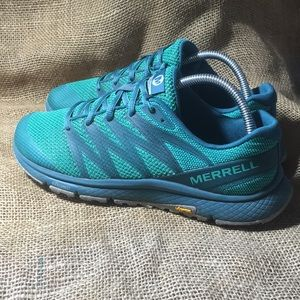 Merrell Bare Access XTR Eco Vibram sole running